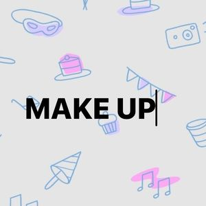 Make up products.